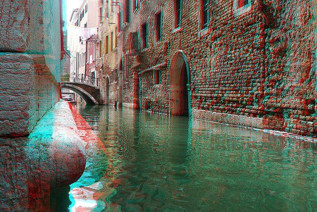 3D · Venezia