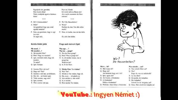 Német Magyar Lecke 21.