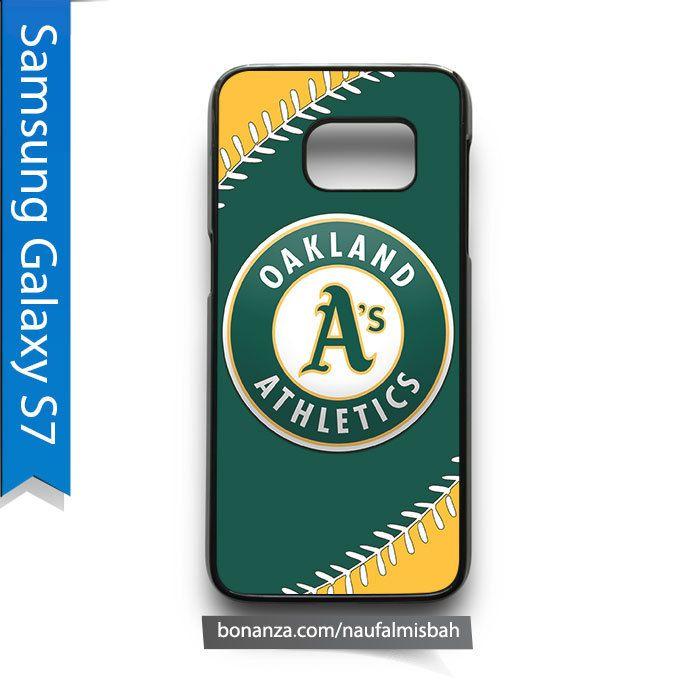 Oakland Athletics Samsung Galaxy S7 Case Cover