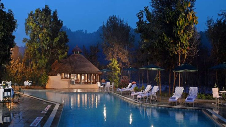 The Riverview Retreat, Corbett National Park. Exclusive private villas with air-conditioned rooms and suites. Tasteful decor of rooms with plenty of daylight, and the large bedrooms and a sitting area are the distinctive features of the Riverview Retreat .