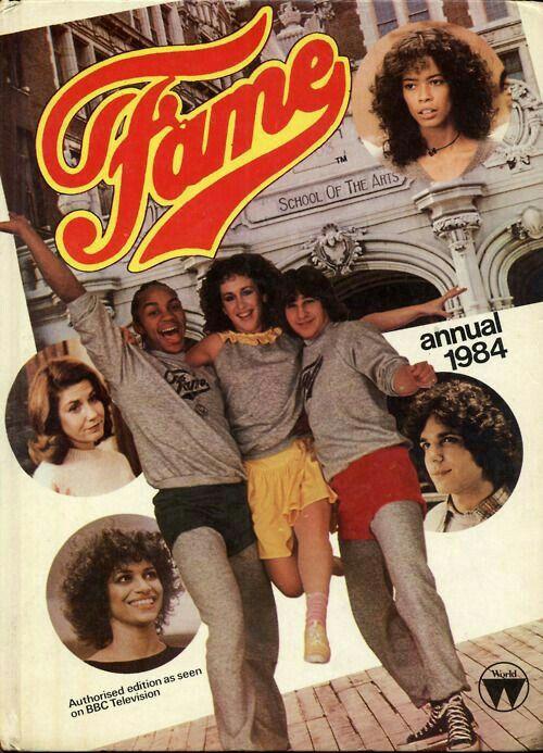 Fame, I wished I could dance like them