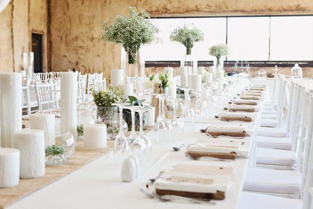 Natural Winter White Wedding at Netherwood by Carmen Roberts {Lauren & Andrew}