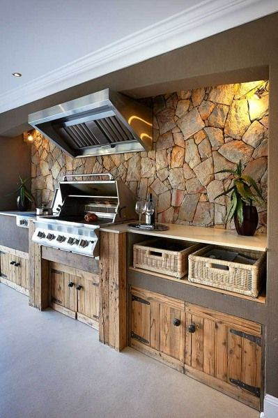 Ideal for the budding chef, the accomplished cook, and the real food lover- Indoor Dropped-In Gas Braai