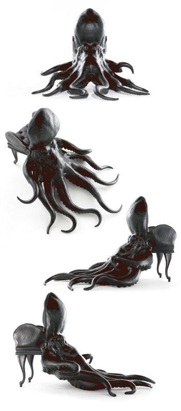 Octopus Chair By Maximo Riera Good For Your Space