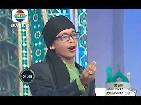 Akademi Sahur Indonesia - Hafidz Banten - AKSI Indosiar 2 Juli 2014