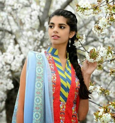 "'Sanam Saeed' Pakistani Actress To Play an Indian Girl in Movie ""Bachaana"""