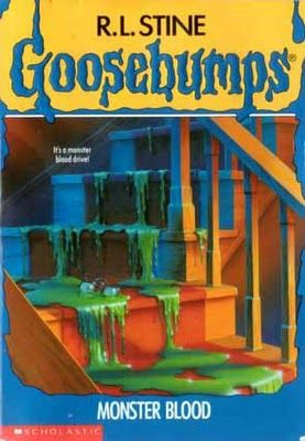 R.L Stine wrote the best scary kids book. Collected/read a ton of them as a kid