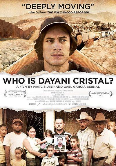 Dayani Cristal Kimdir - Who Is Dayani Cristal - 2013 - DVDRip Film Afis Movie Poster