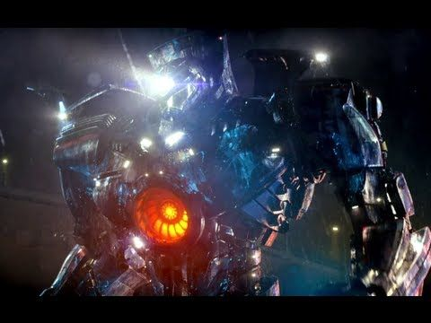 Pacific Rim - Official Trailer #4 (HD) Guillermo Del Toro