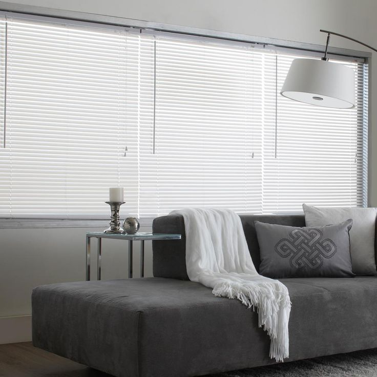 PVC Blind/Pvc/Horizontal/Blinds/Windows|Bouclair.com