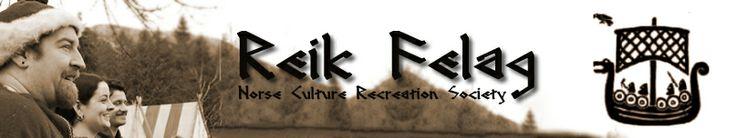 Reik Felag Norse Culture Recreation Society
