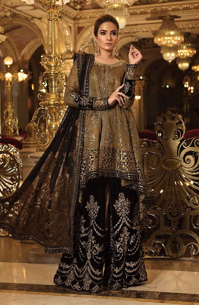 6da9126424 Pin by Aliachh on rcg in 2019 | Formal dresses for weddings, Dresses,  Pakistani dresses