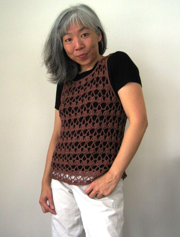 615 best VEST / SHRUG images on Pinterest | Crochet vests, Crochet ...