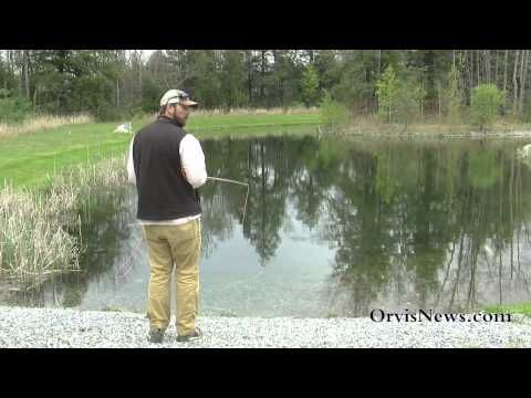 How to Fly Fish: Making an Aerial Mend - YouTube