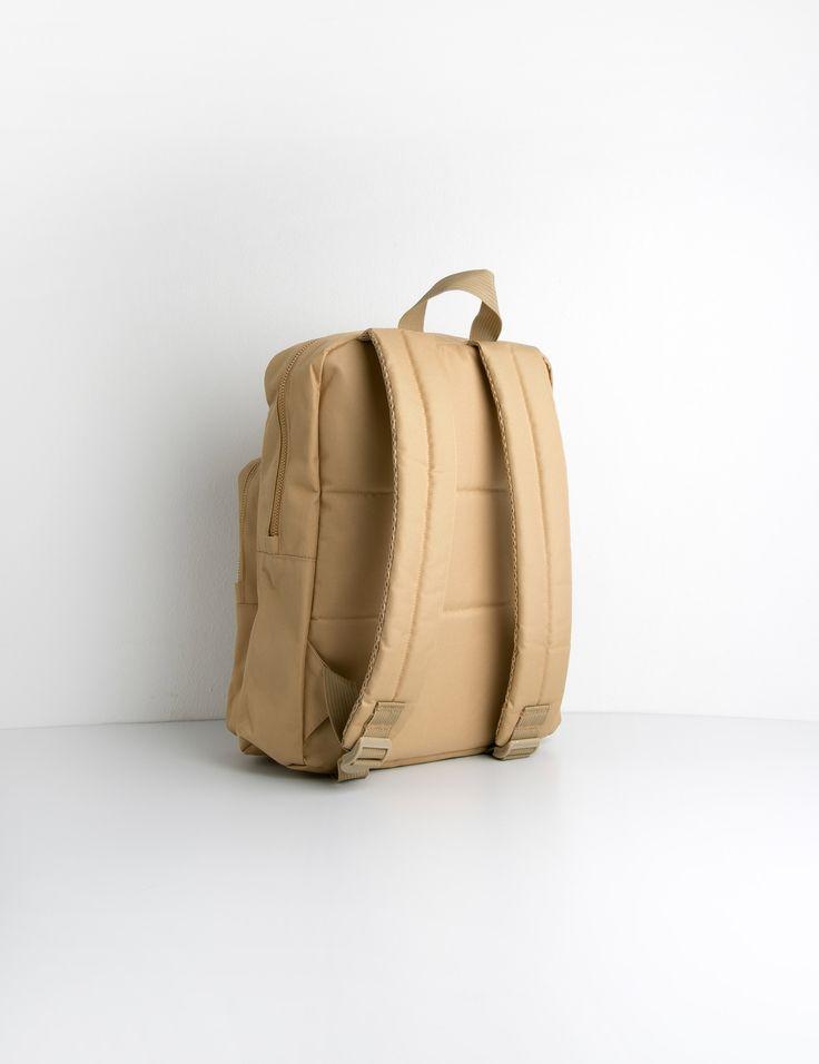 Back pack beige 2