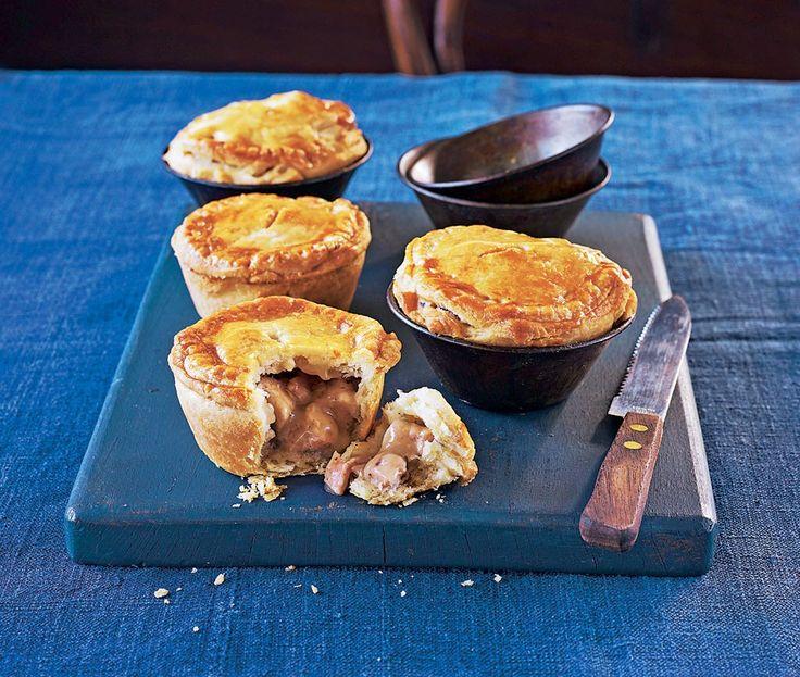 Warm mini pork pies | ASDA Recipes