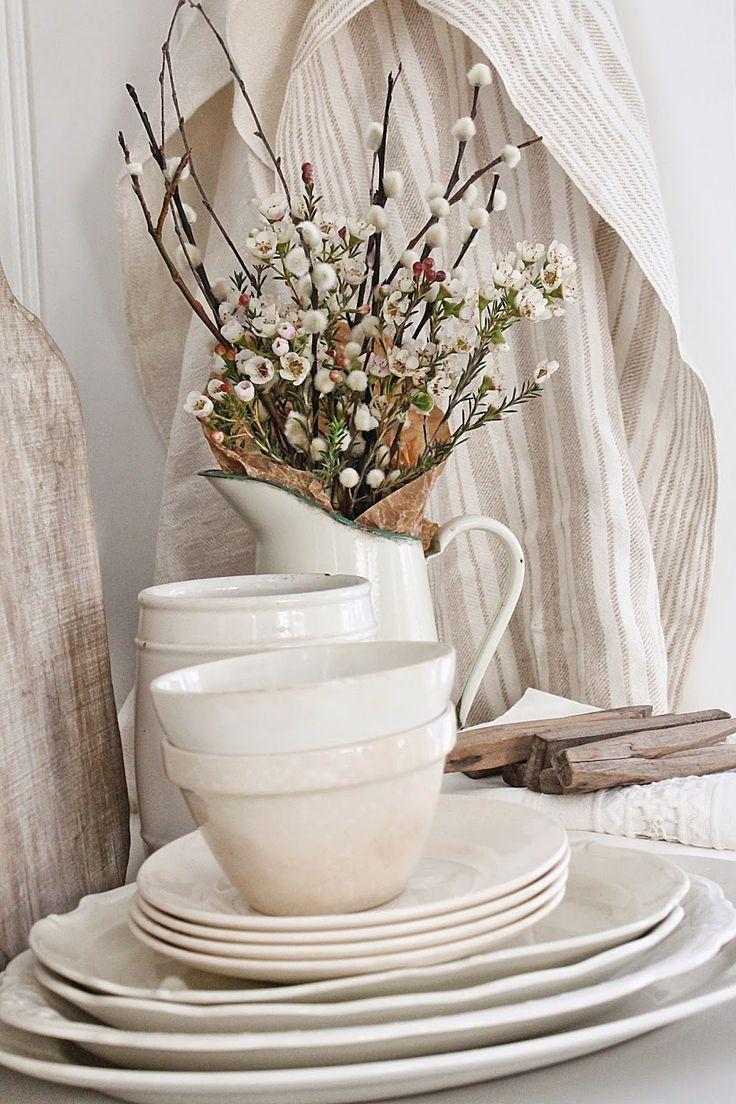 126 Best Images About Vanilla Cream Cottage On Pinterest