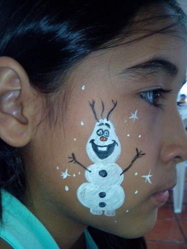 pintura rosto - festa e eventos - facial                                                                                                                                                      Mais