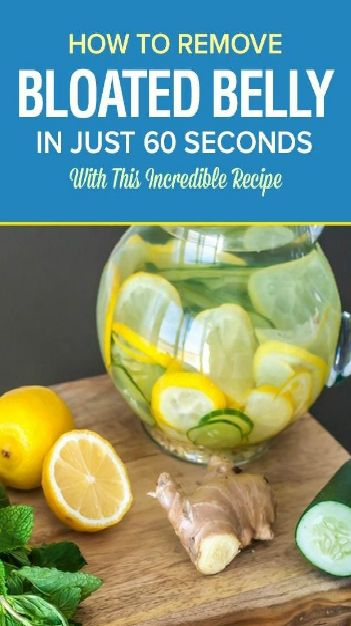 3 liters of water 1 teaspoon of grated ginger (fresh) 2 medium sized, thinly sliced lemon 1 medium sized, peeled and thinly sliced cucumber 10 small leaves of mint