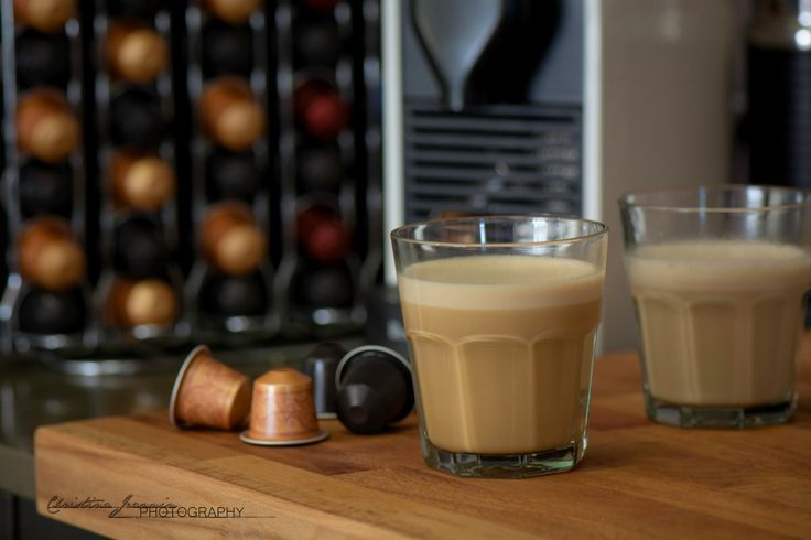 """Bullet Proof """"Keto"""" Coffee with Roma Nespresso."""