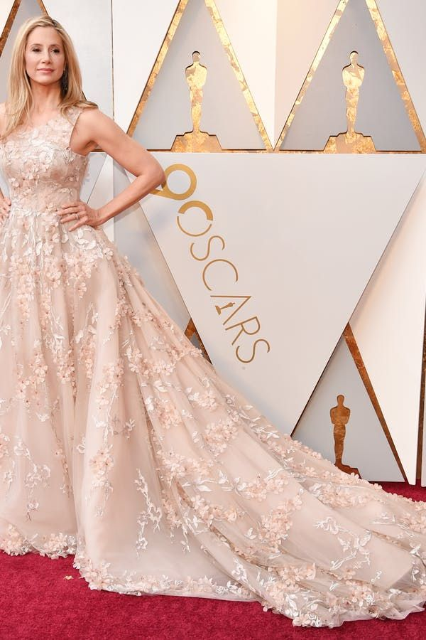 All the Best Red Carpet Looks from the 2018 Oscars #purewow #celebrity #celebrity style #trends #oscars #news #red #fashion