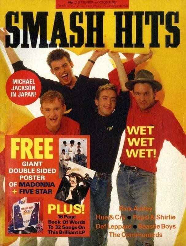 Smash hits in 80 rarities