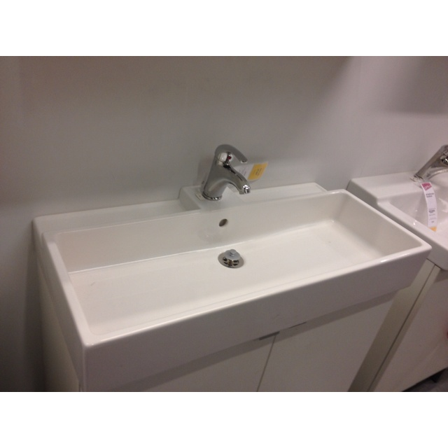 Slim Sink For Small Bathroom