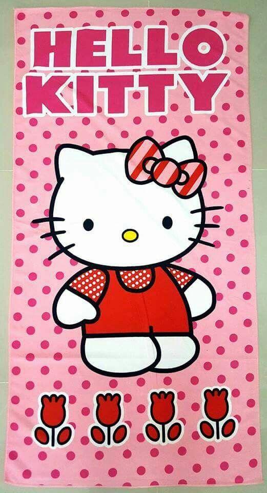 ผ้าขนหนูนาโน ผ่านิ่มมากคะ  ลายแมวน้อยคอตตี้ น่ารักคะ  ราคาผืนละ 250 บาทเท่านั้น คะ Line : kirin-shop