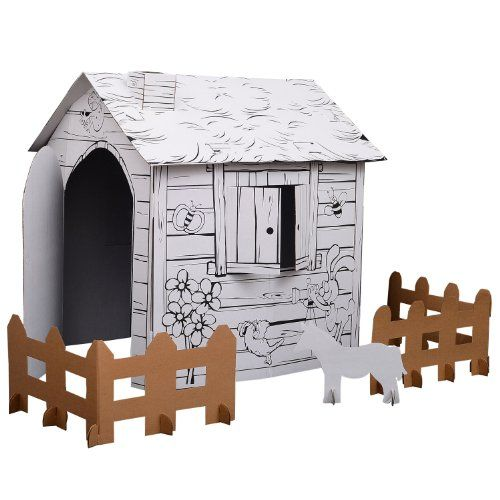 8 best cabane enfants images on Pinterest Playhouses, Baby rooms