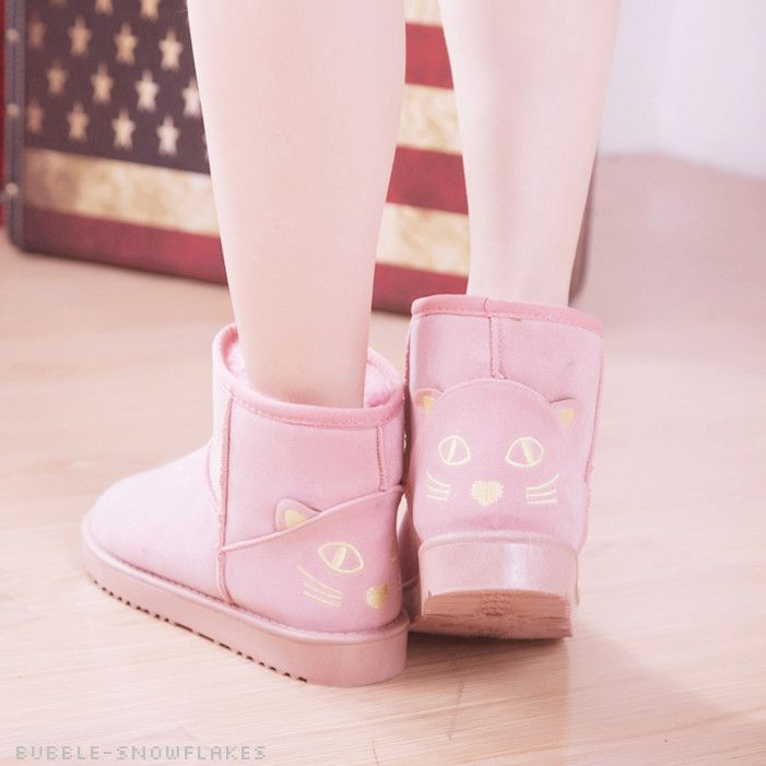 bubble-snowflakes:  ♡ kitty boots ♡discount code: bubbles ♡ 10% off ♡ pls don't remove♡