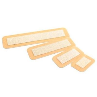 AQUACEL Ag Ionic Silver Surgical Hydrofiber Dressing 3-1/2'' x 4'' - Box of 10