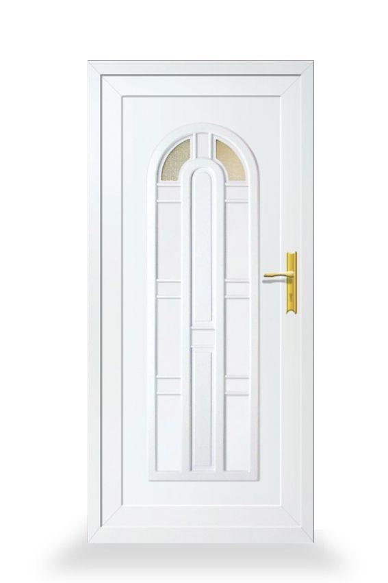 Daisy II. A műanyag ajtókat nagyon sokan szeretik, mert dekoratívak, könnyen tisztíthatók, és nagyon jól ellenállnak a környezeti hatásoknak.