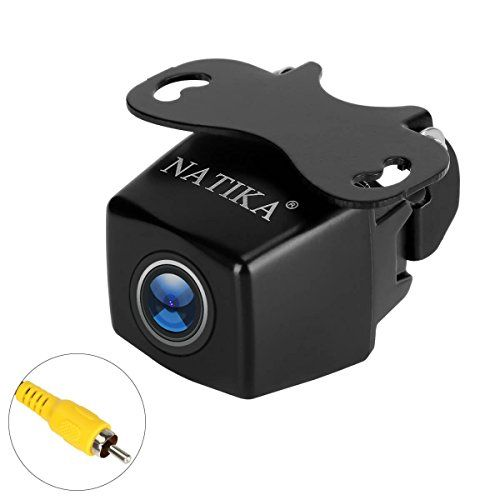 NATIKA Backup Camera with Waterproof HD Night Vision Rear View Camera and 170 Degree Super Wide Angle Reverse Camera for Cars Jeep SUV RV Van MPV Trucks Micro Bus etc - NHTSA points out that every year, the damage caused by reversing is 210, and the number of casualties is up to 15 thousand,of which the proportion of children under the age of 5 in this type of death is 31%. Natika Backup Camera helps you to avoid these kinds of accidents. Super waterproof IP69K ...