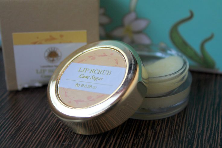 Forest Essentials Lip Scrub #lip scrub