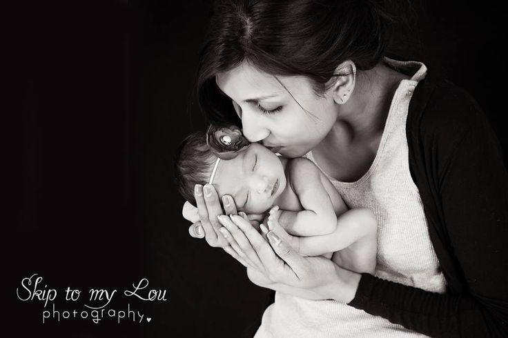 So tiny - mum and baby pose | Melbourne newborn photographer