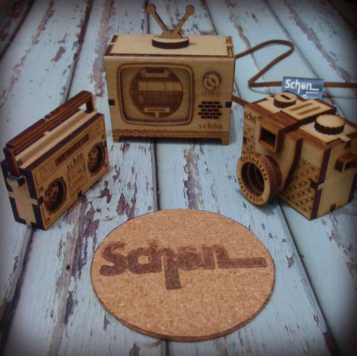 Electronic 3d wooden puzzle