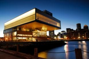 The Institute of Contemporary Art, Boston by Diller Scofidio + Renfro