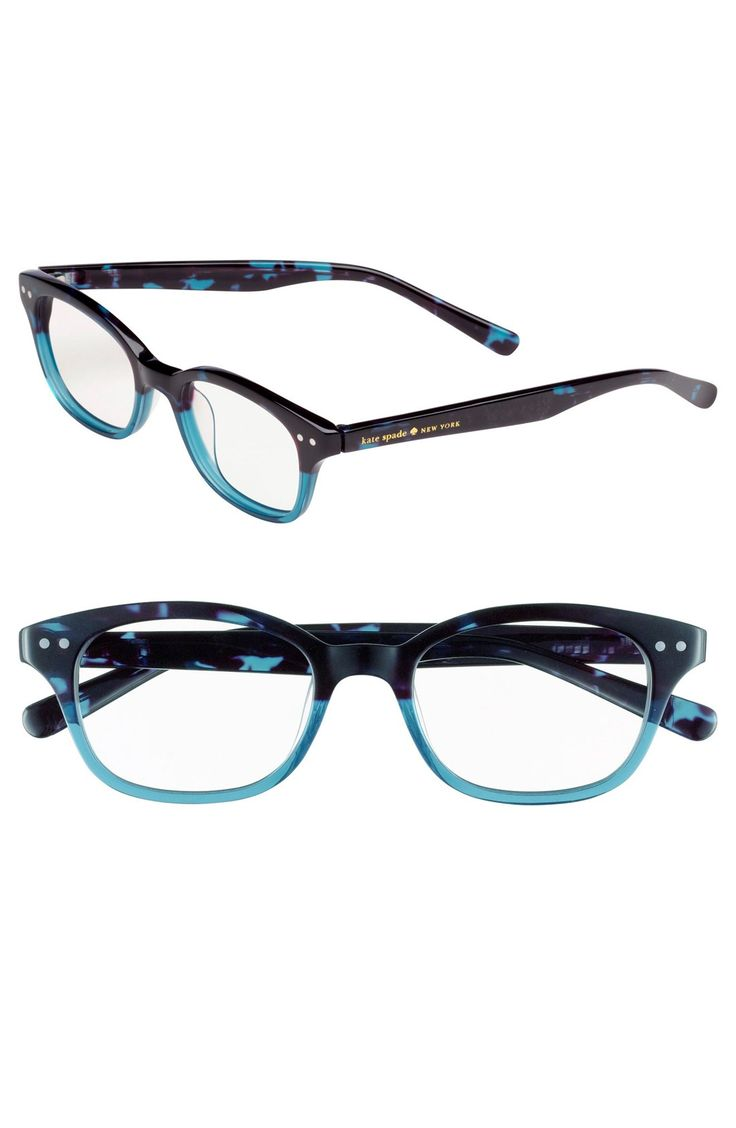 kate spade new york 'rebecca' 49mm reading glasses