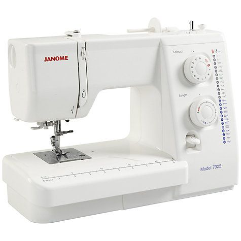 Buy Janome 7025 Sewing Machine Online at johnlewis.com £219
