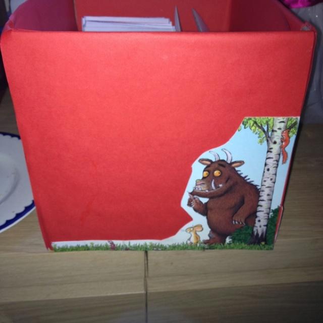 Activities, Gruffalo Costume And The Gruffalo Book