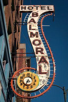 Hotel Balmoral - Vancouver, Canada