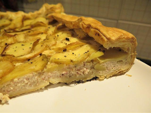 Rustico+ricotta+e+patate