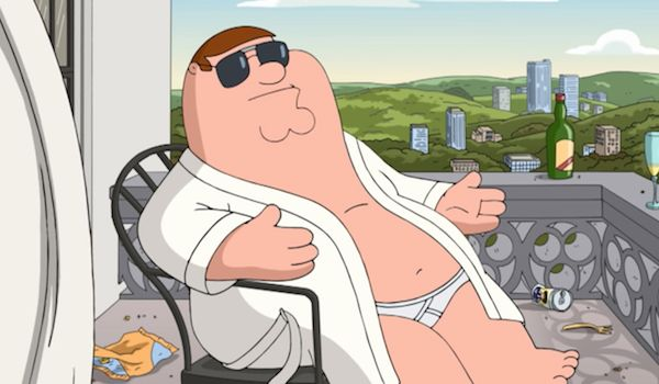 Peter Griffin Is Terrible At Stand-Up Comedy In Exclusive Family Guy Season 15 Deleted Scene #FansnStars