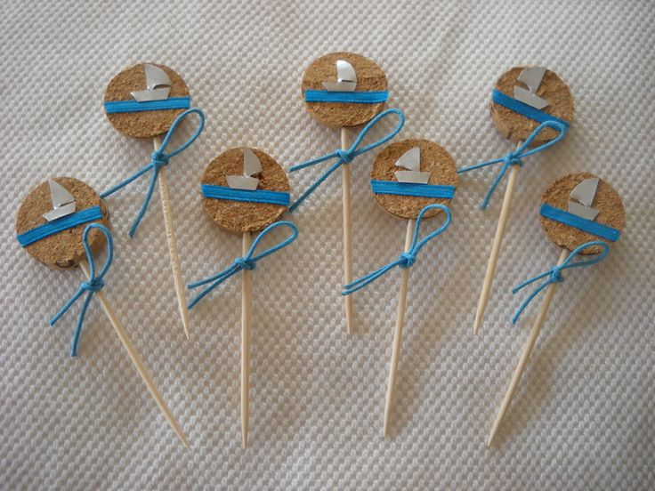 toothpick decoration