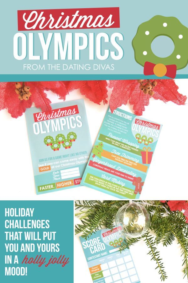 Amazing Holiday Party Games   The Dating Divas.