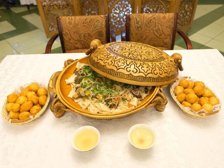 Готовим настоящий казахский бешбармак и баурсаки
