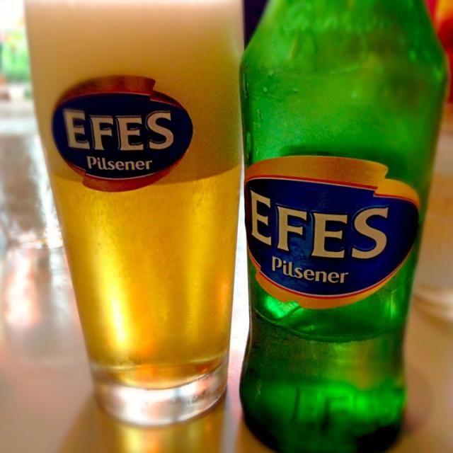 やった〜発見 - 26件のもぐもぐ - Efes Beerエフェスで乾杯 by Ami