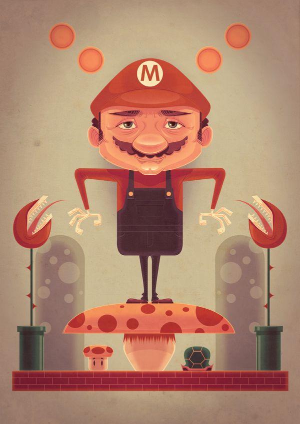 Super Mario #super #mario