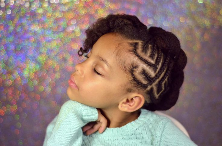 In this Kids Natural Hairstyle video, I show you my version of this beautiful Ya…