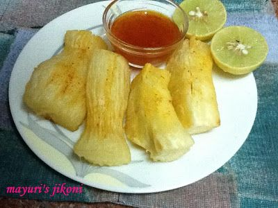 293. Fried mogo (cassava)